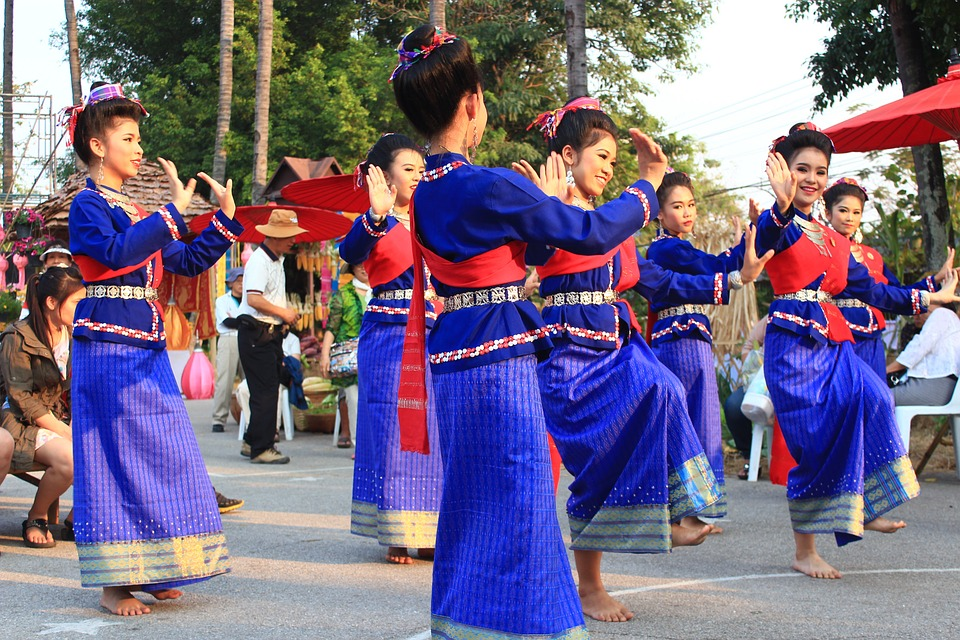 Thajsko tanec