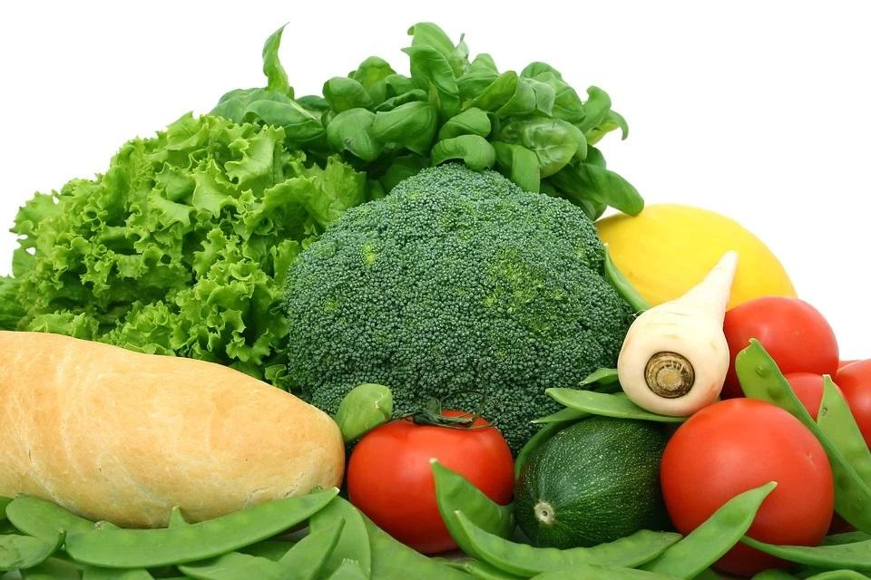 Zhubněte se zeleninou