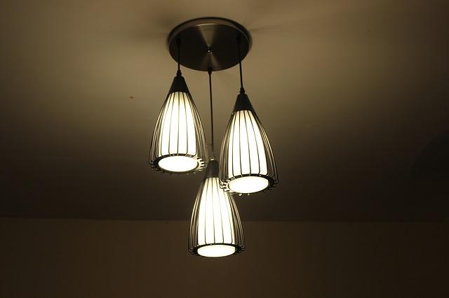 osvětlení obýváku