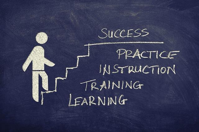 schody k úspěchu