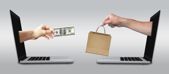 Grafika internetového obchodu