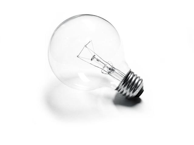vláknová žárovka 25 W