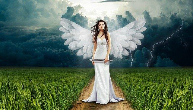 Andělská žena
