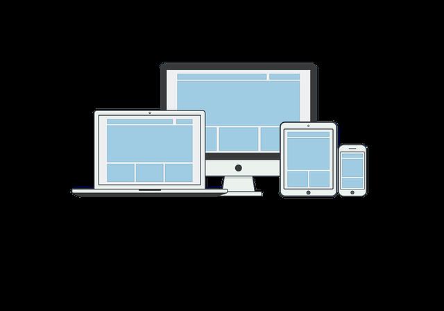 různé platformy s přístupem na internet