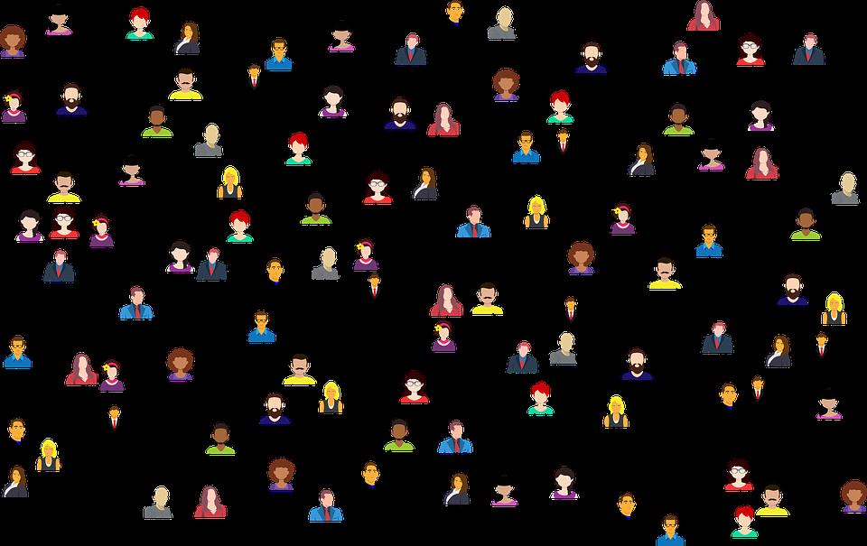 propojení lidí